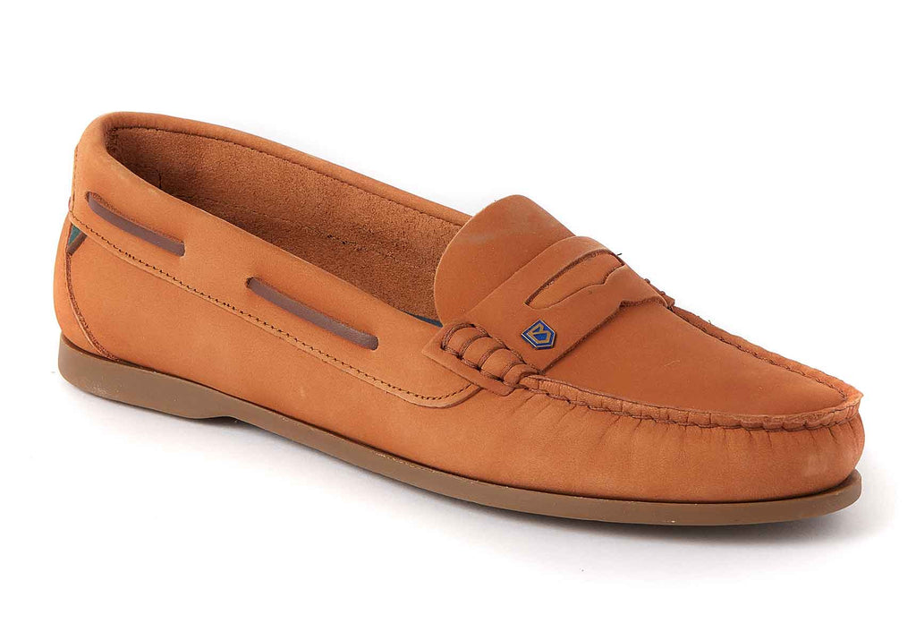 Dubarry - Belize Caramel Shoes