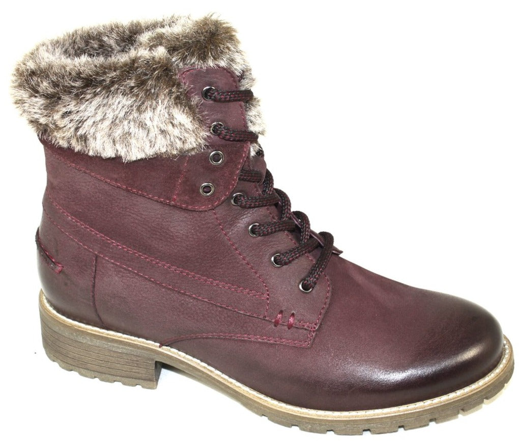 Dubarry - Cadenaza Plum Ankle Boots