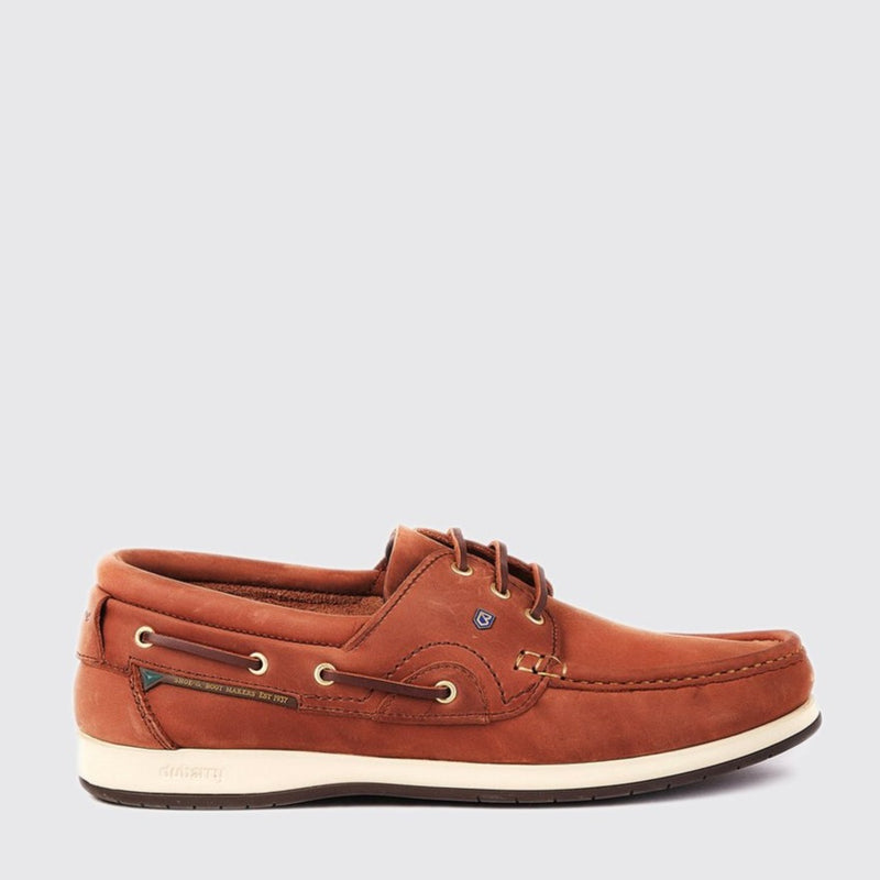 Dubarry - Commodore Chestnut Shoes