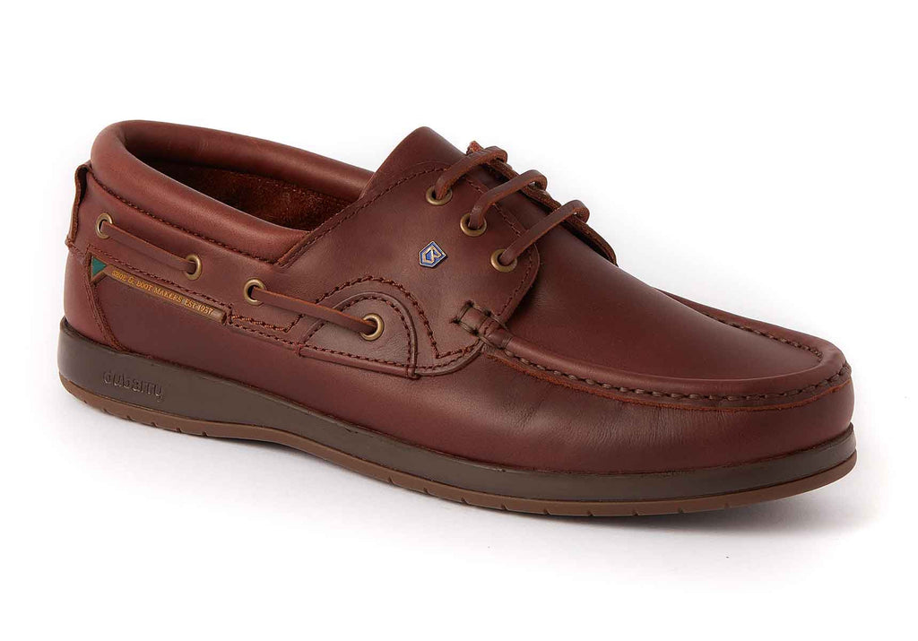 Dubarry - Commodore Mahogany Shoes