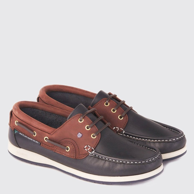 Dubarry - Commodore Navy/Brown Shoes