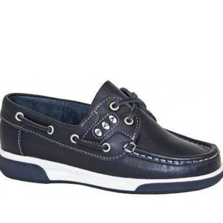 Dubarry - Kapley Navy White Sole Shoes