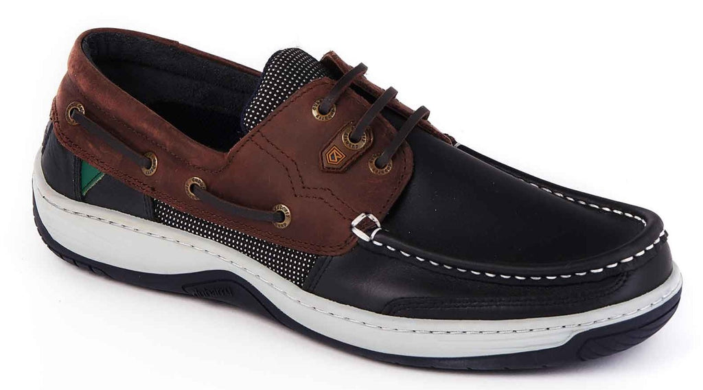 Dubarry - Regatta Navy/Brown Shoes