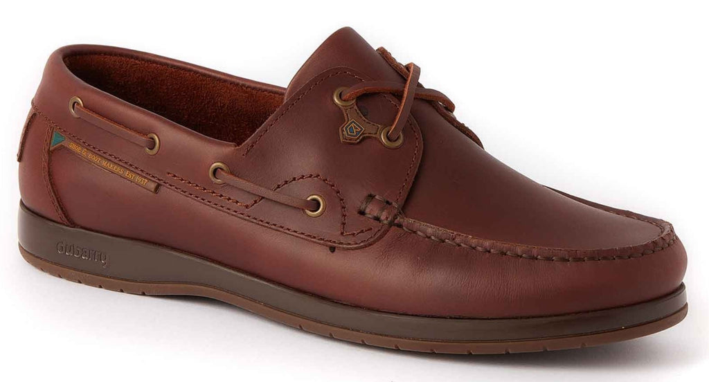Dubarry - Sailmaker Mahogany Shoes