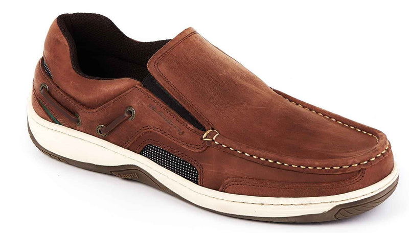 Dubarry - Yacht Chestnut Shoes