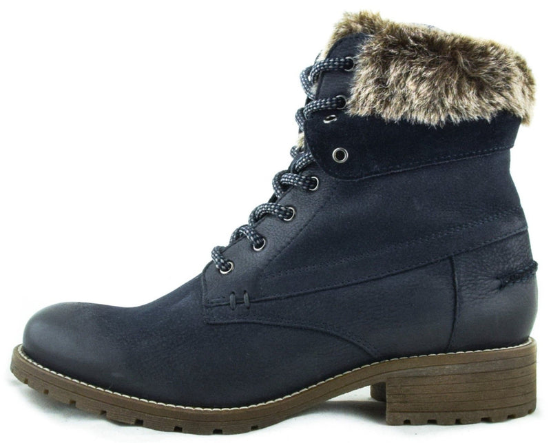 Dubarry - Cadenaza Navy Ankle Boots