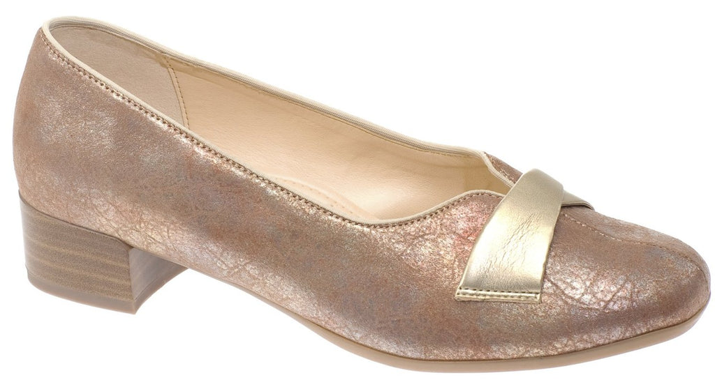 Dubarry - Emeline Bronze Shoes