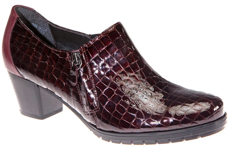 Dubarry - Erla Burgundy Shoes