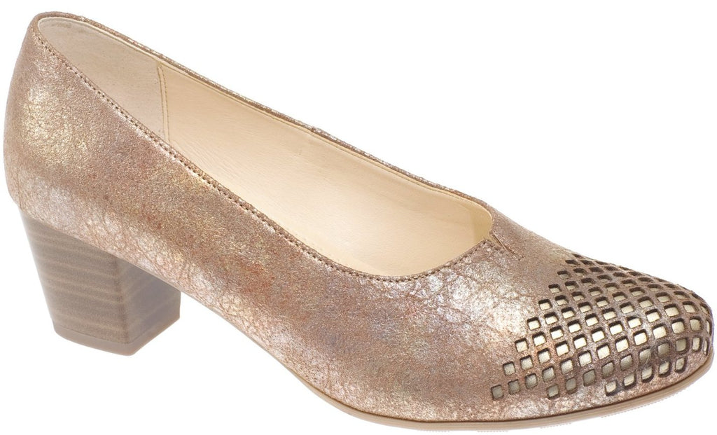 Dubarry - Estabelle Bronze Shoes