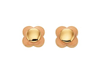 Orla Kiely - Daisy Chain Blush Flower Stud Earrings (E5161)