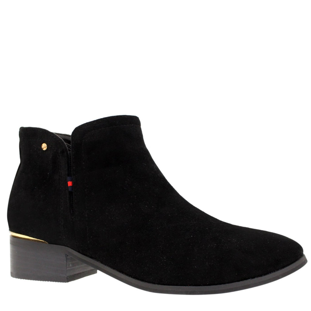 Escape - Arlington Nero Ankle Boots