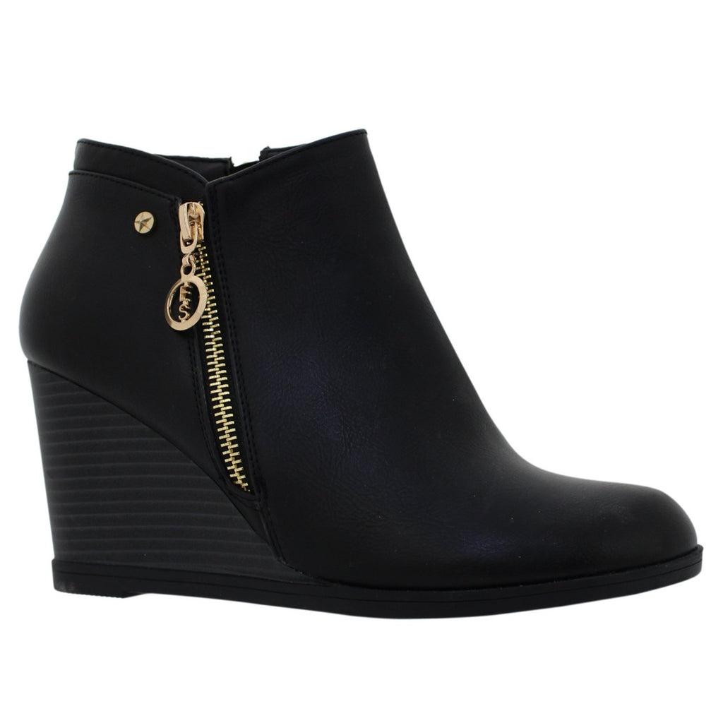 Escape - Franklin Nero Ankle Boots