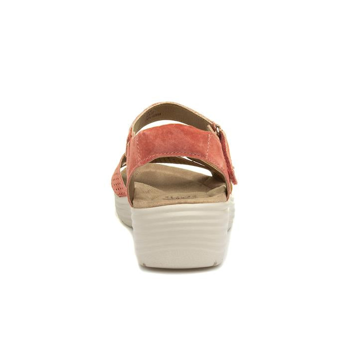 Earth Spirit - Swifton Coral Sandals