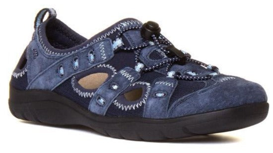 Earth Spirit - Winona Navy Blue Sandals