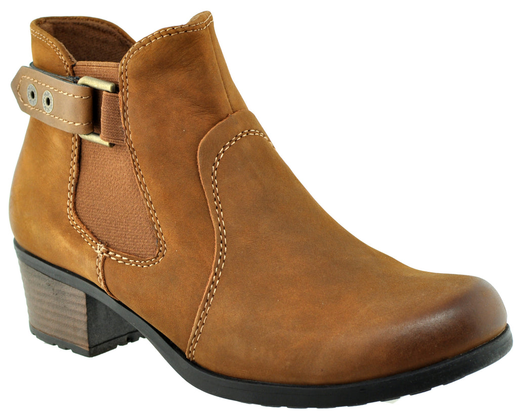 Earth Spirit - El Reno Almond Ankle Boots