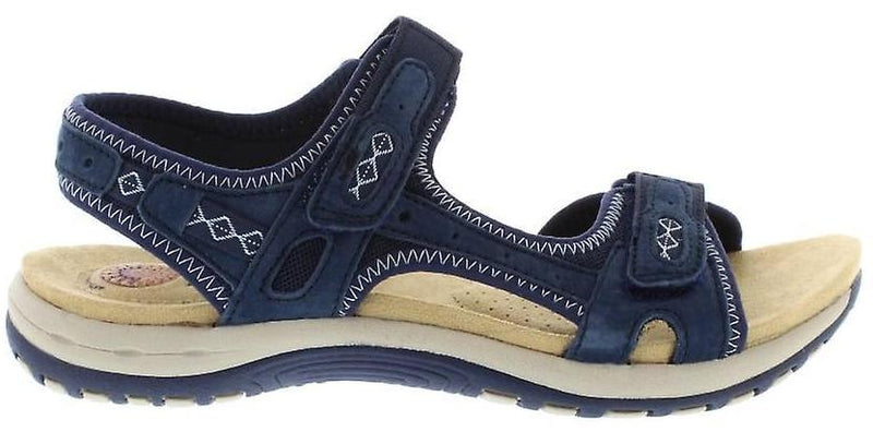 Earth Spirit - Frisco Navy Sandals