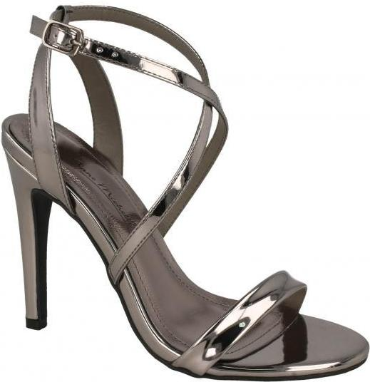 Kidderminster - F10836 Pewter Sandals