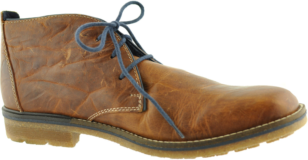 Rieker - F1310 - Brown Laced Shoes