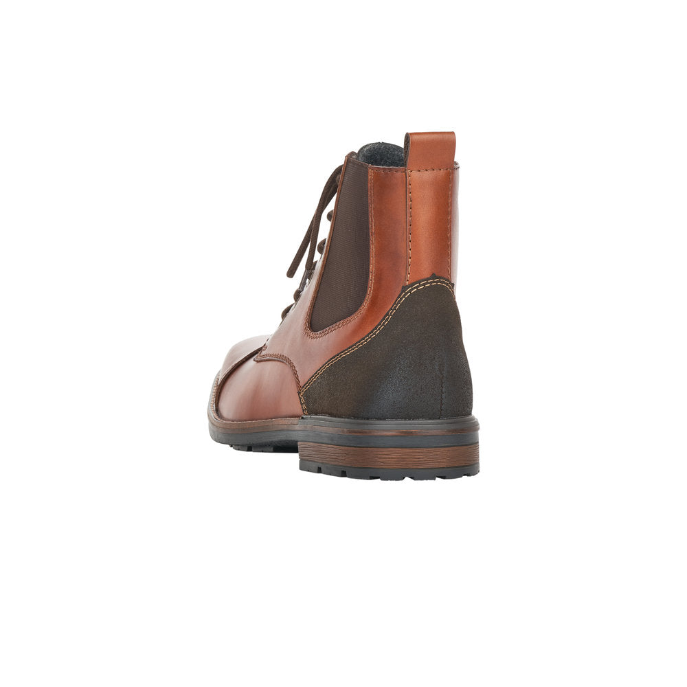 Rieker - F1324 Tan/Brown Ankle Boots
