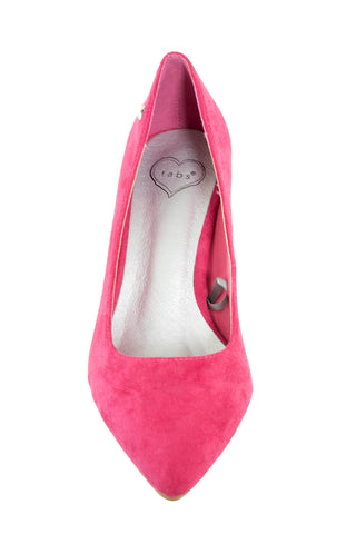 Fabulous Fabs - Fuxia Court Shoes (F42012)