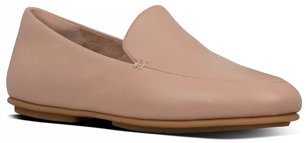 FitFlop - Lena Loafer Nude Shoes