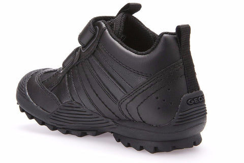 Geox - Savage Black Shoes (J0324G)