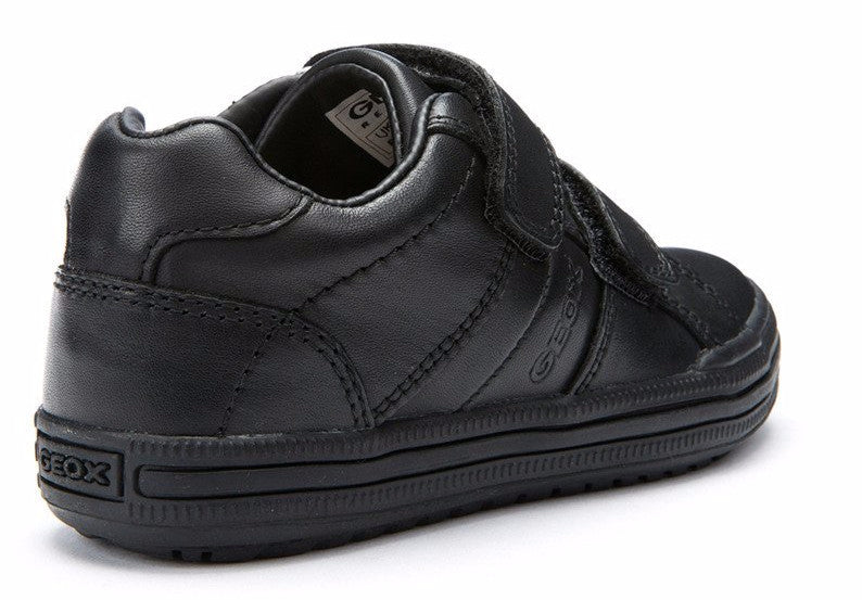 Geox - Elvis Black Shoes (J44A4K)