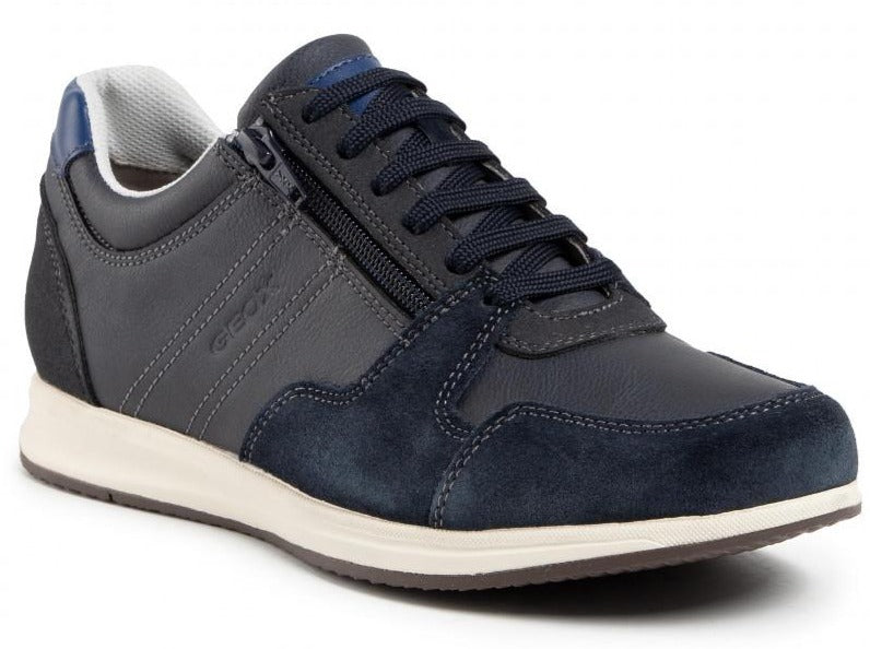Geox - Avery Navy Shoes (U02H5B)