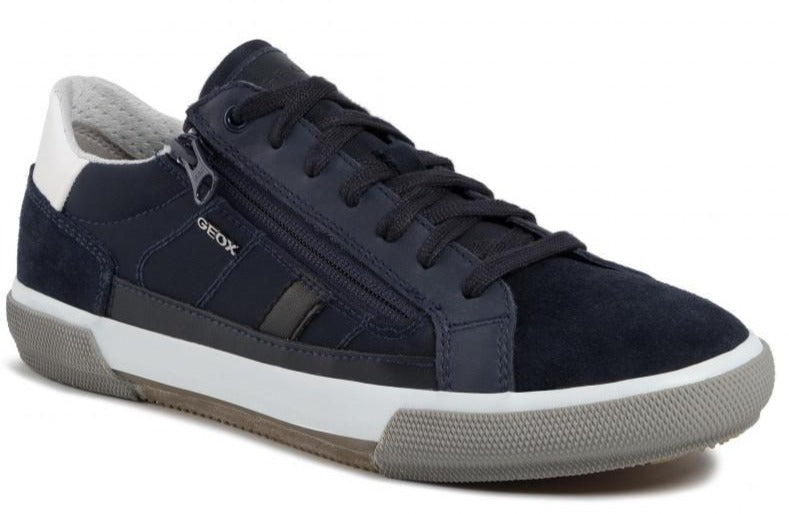 Geox - Kaven Navy Shoes (U026MC)