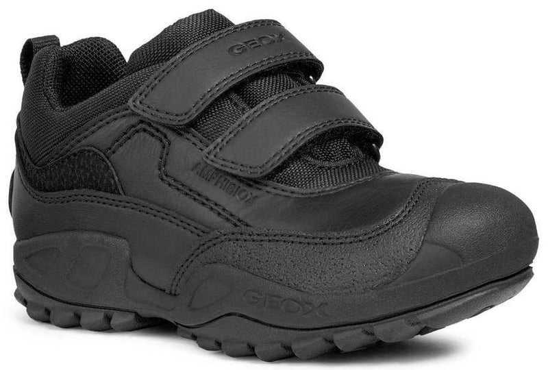 Geox - Savage Black Shoes (J831WB)