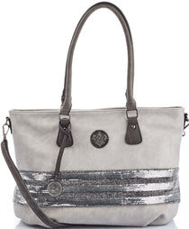 Rieker - H1475 Silver/Multi Bag