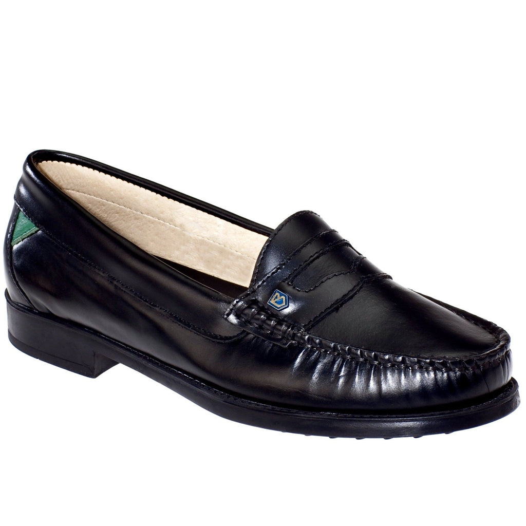 Dubarry - Oxford Black Shoes
