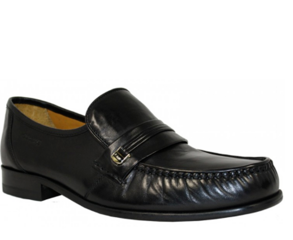 Dubarry - Darwin Black Slip-on Shoes