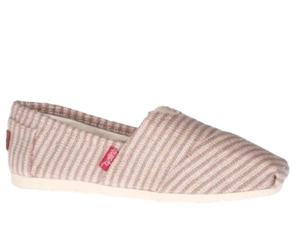 Zanni & Co - Drilley Beige Stripe Canvas (PISMA)