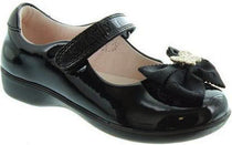 Lelli Kelly - Tallulah Black Patent Shoes (8311)