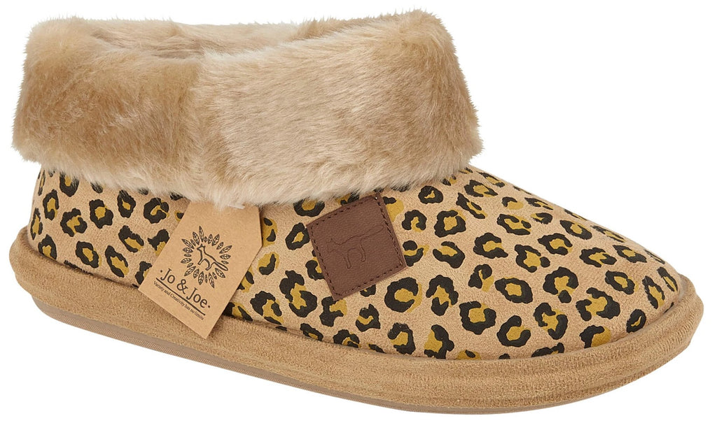 LJ&R - Burtterscotch Brown Slippers