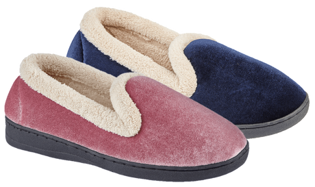 LJ&R - Cashmere Pink Slippers