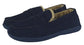 LJ&R - New Hampshire Navy Slippers