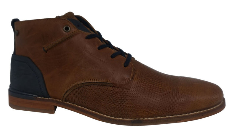 Brent Pope - Granity Cognac Shoes