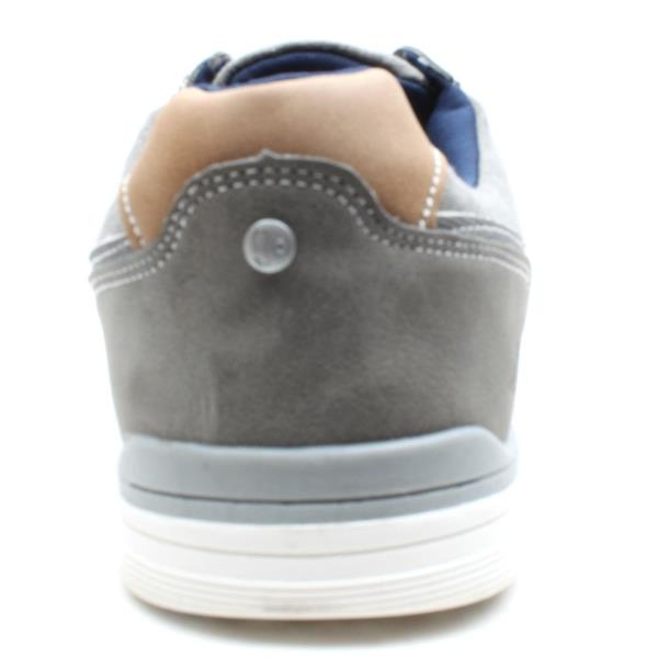 Lloyd & Pryce - Purdon Fossil Grey Shoes