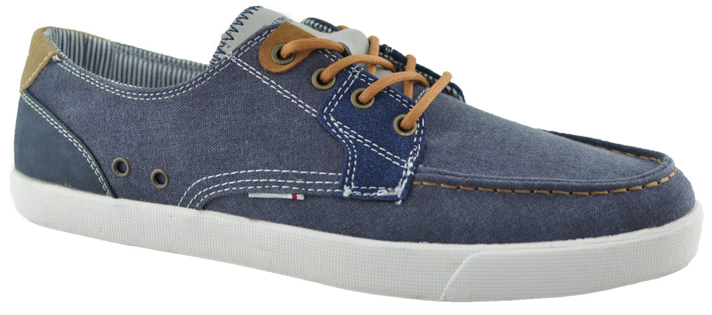 Lloyd & Pryce - Porter Raw Denim Shoes