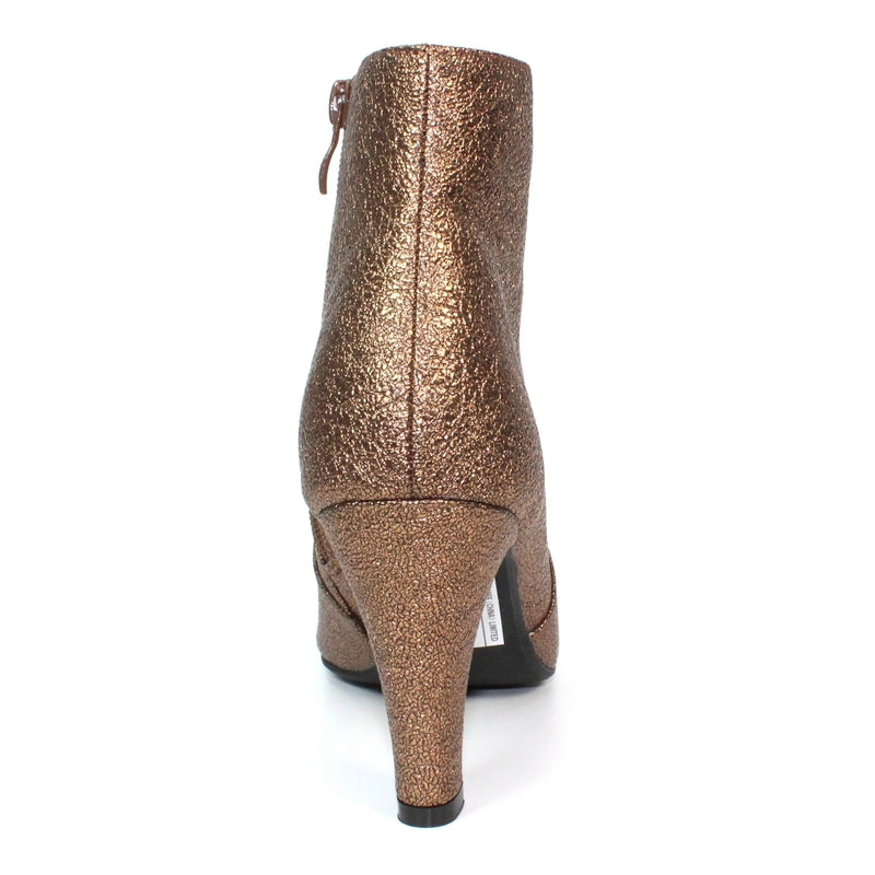 Lunar - Gala Gold Ankle Boots