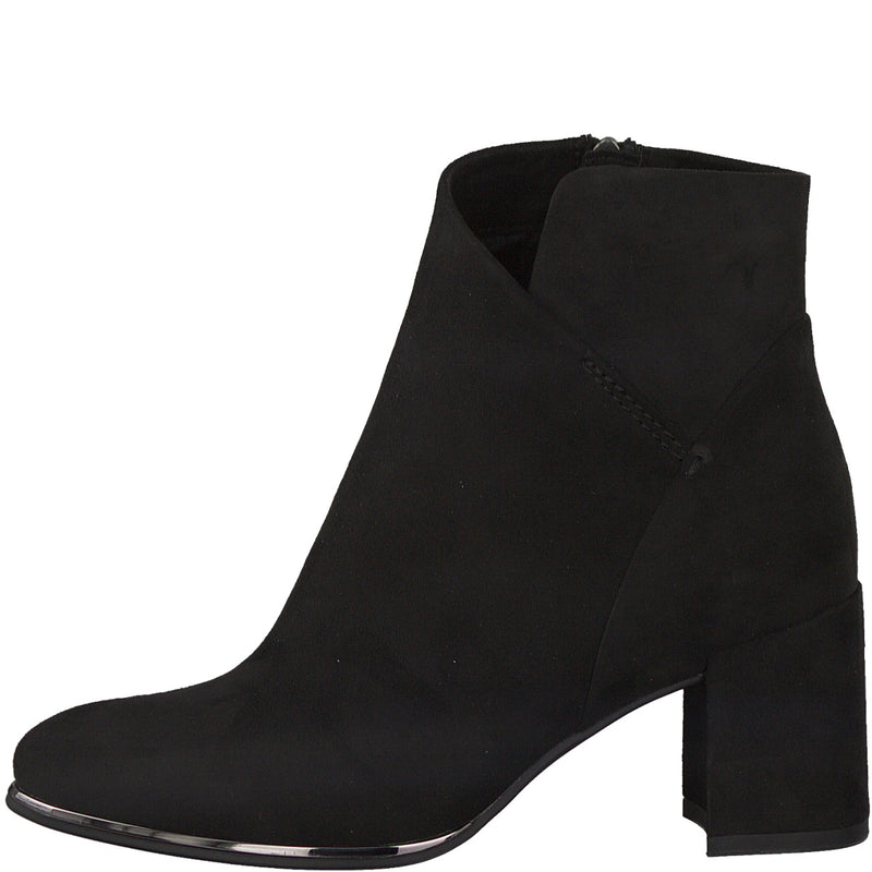 Marco Tozzi - 25095 Black Ankle Boots