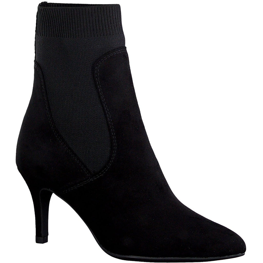 Marco Tozzi - 25392 Black Ankle Boots