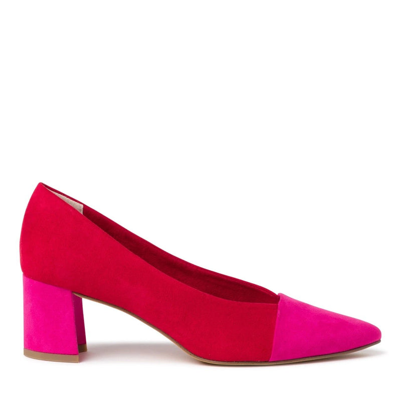 Marco Tozzi - 22414 Red/ Pink Heels