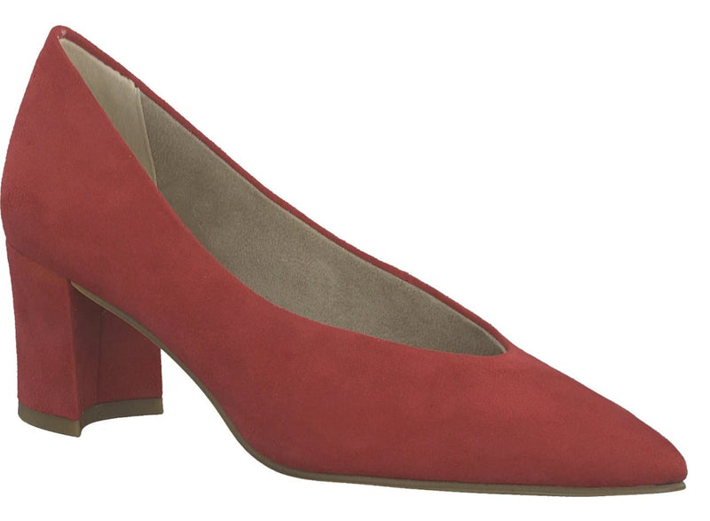 Marco Tozzi - 22416 Red Heels