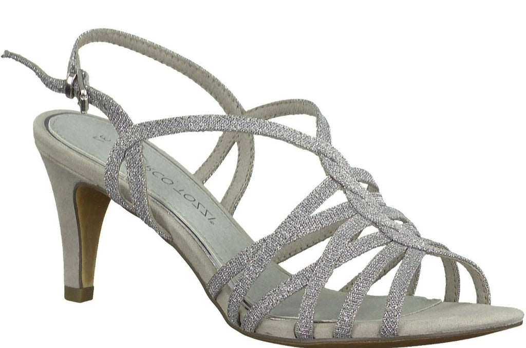 Marco Tozzi - 28328 Light Grey Heels
