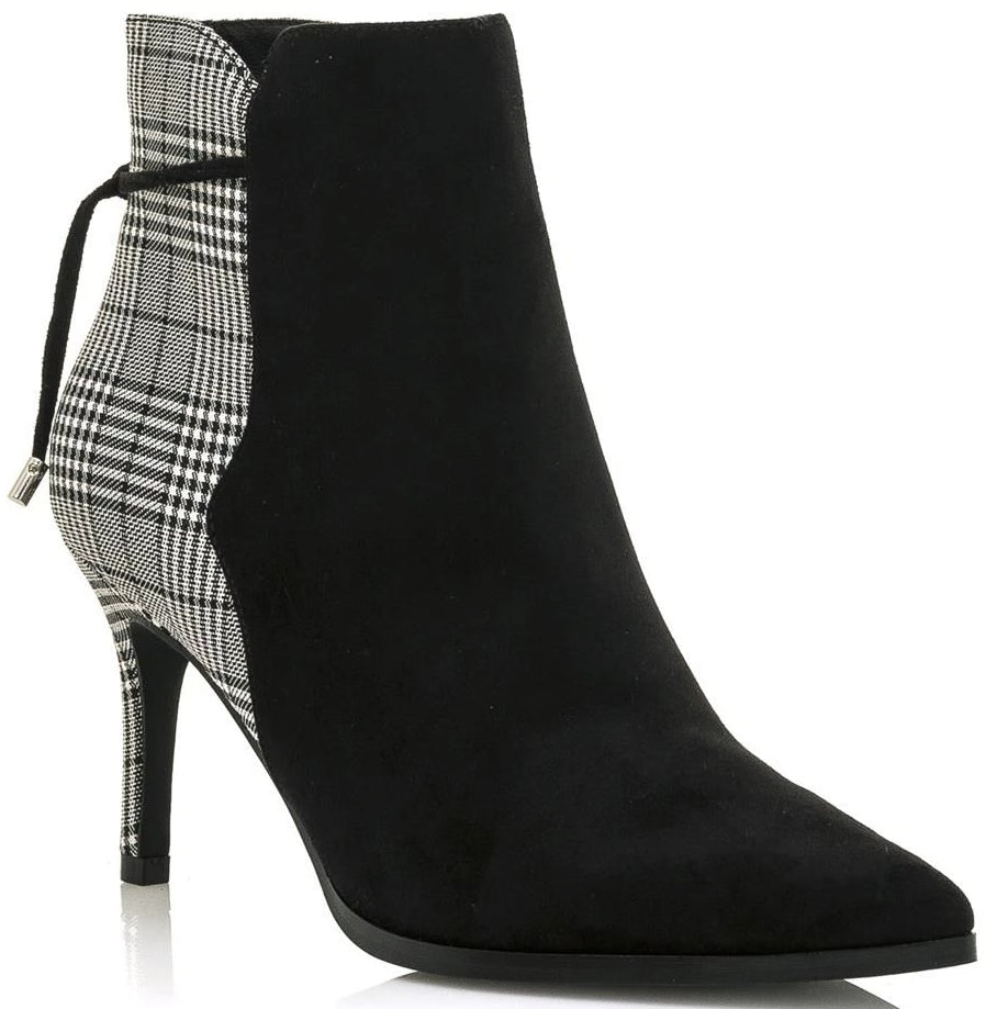 Maria Mare - 62486 Black/Escoles Ankle Boots