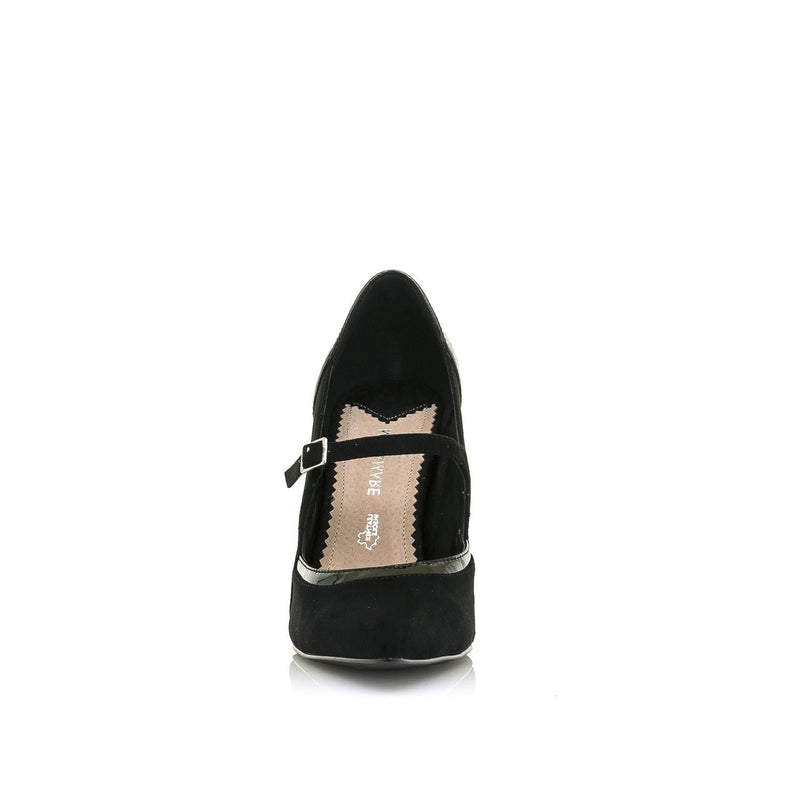 Maria Mare - 62653 Black Shoes