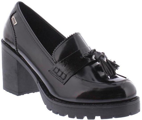 Mustang - 57528 Black Shoes